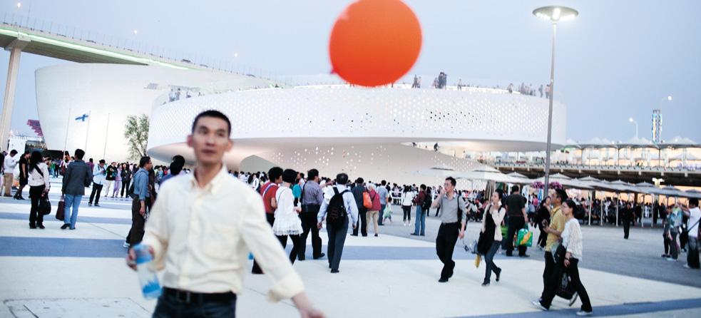 EXPO 2010 i Shanghai